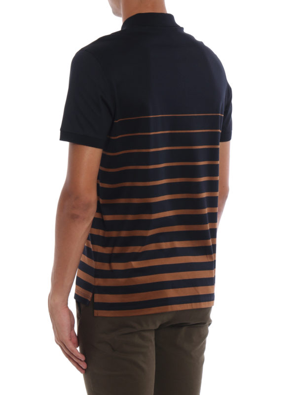 Poloshirt - Gemustert shop online: SALVATORE FERRAGAMO