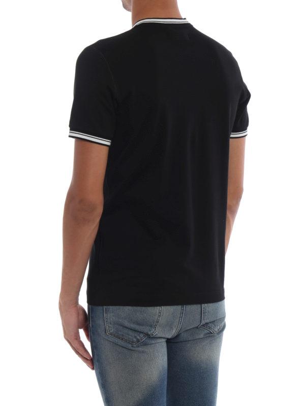T-Shirt - Schwarz shop online: DOLCE & GABBANA