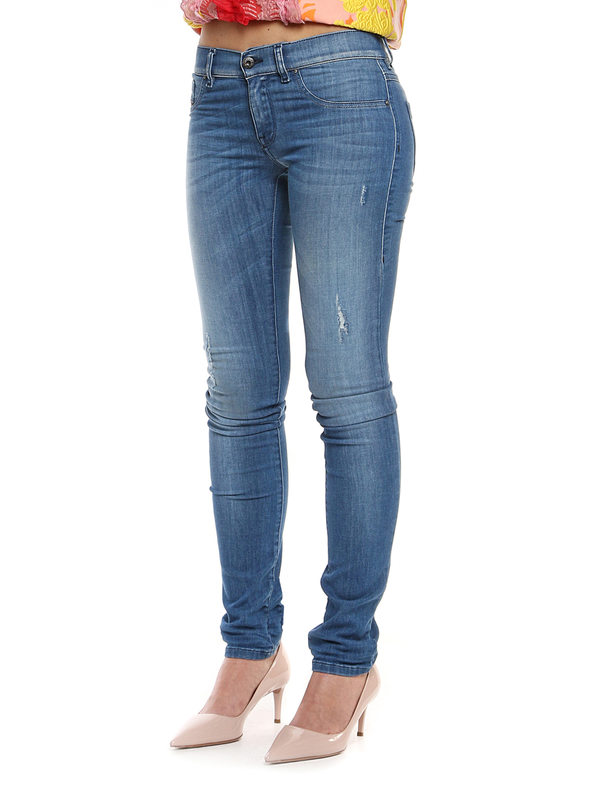 DIESEL buy online Skinny Jeans Fur Damen - Denim