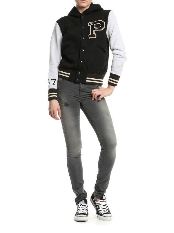 DIESEL: Skinny Jeans online - Skinny Jeans Fur Damen - Grau