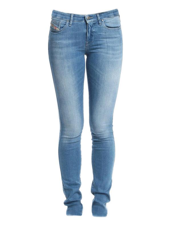 Diesel: skinny jeans - Skinzee jeans