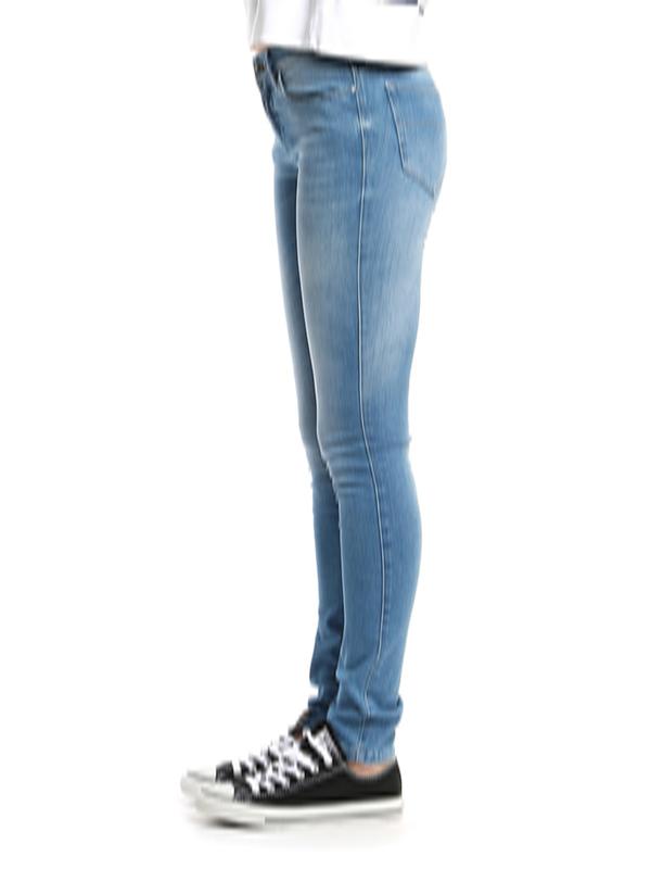 iKRIX DIESEL: Skinny Jeans Fur Damen - Denim