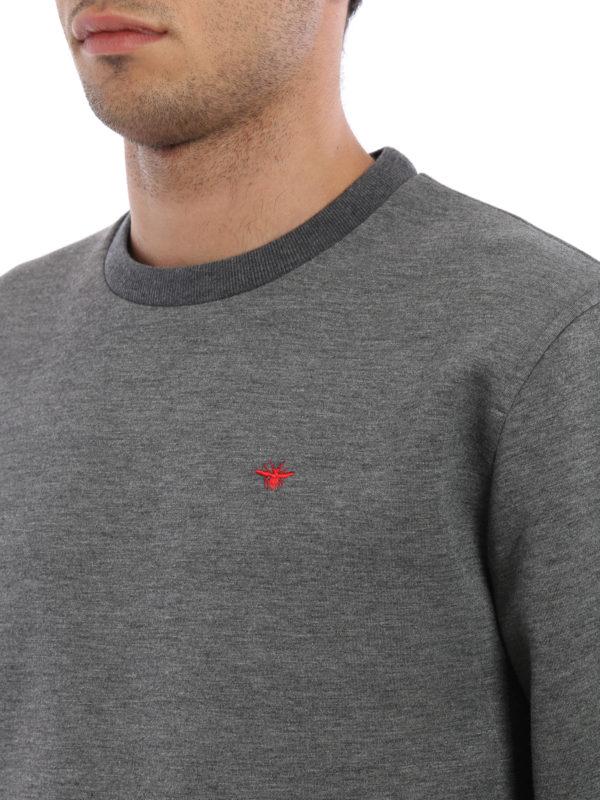 DIOR buy online Sweatshirt - Einfarbig