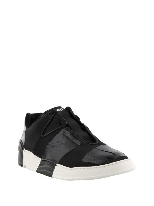 Dior: Zapatillas online - Zapatillas - Negro