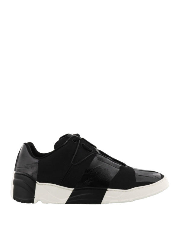 Dior: Zapatillas - Zapatillas - Negro