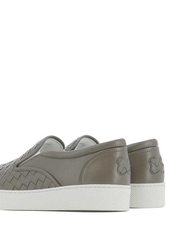 Sneaker - Grau shop online: BOTTEGA VENETA