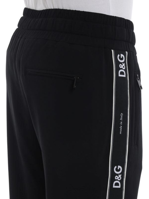 DOLCE & GABBANA buy online Traininghose - Schwarz