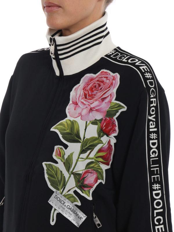 DOLCE & GABBANA buy online Sweatshirt - Schwarz