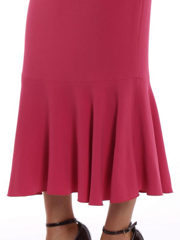 DOLCE & GABBANA buy online Abendkleid - Fuchsia