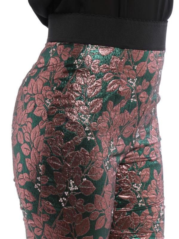 Dolce & Gabbana buy online Formale Hose - Gemustert
