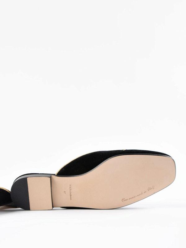 Dolce & Gabbana buy online Slippers - Schwarz