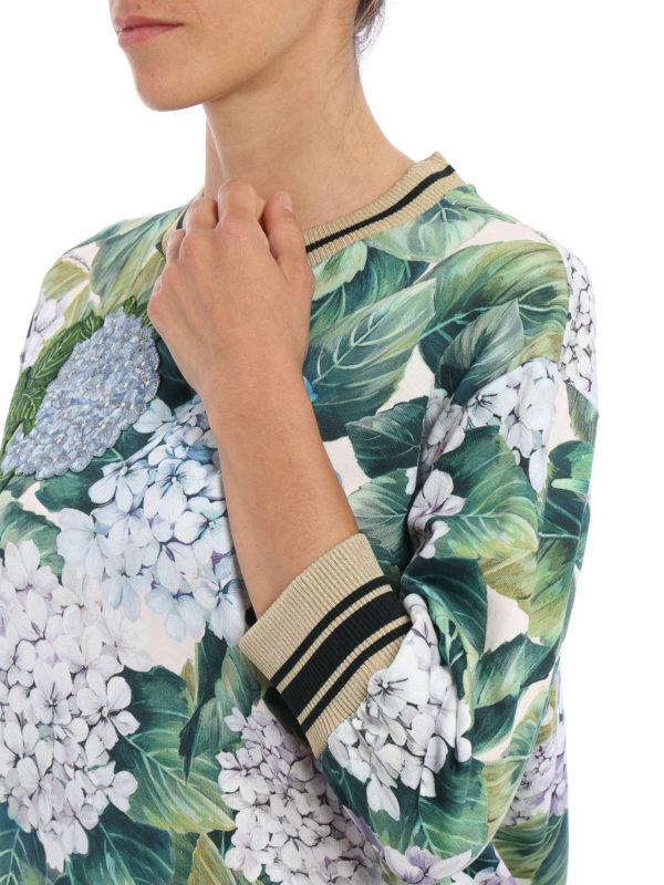 Dolce & Gabbana buy online Sweatshirt - Grün