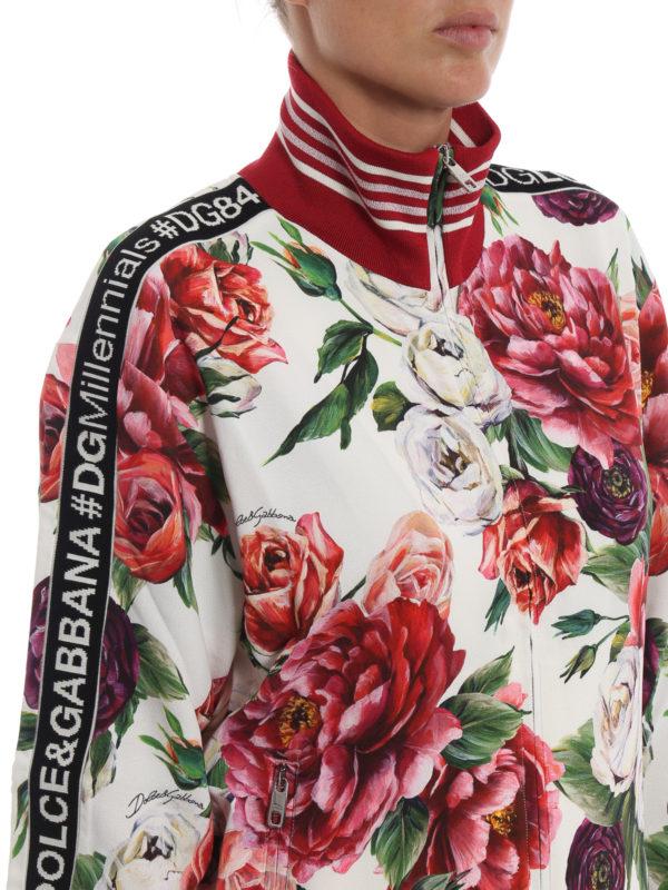 DOLCE & GABBANA buy online Sweatshirt - Gemustert