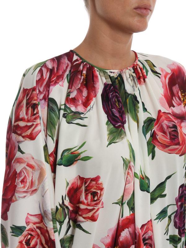 DOLCE & GABBANA buy online Bluse - Gemustert