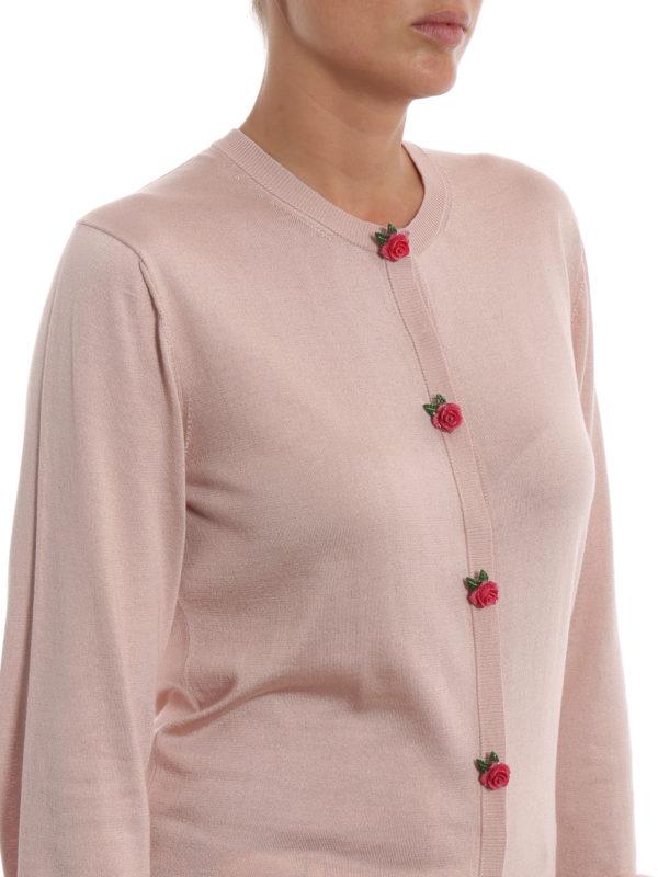 DOLCE & GABBANA buy online Cardigan - Einfarbig