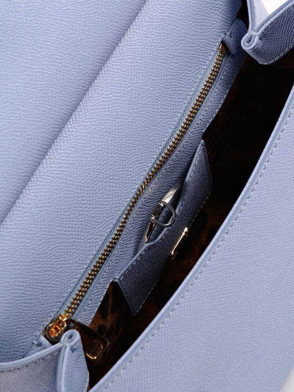 Dolce & Gabbana buy online Bowling Tasche - Hellblau