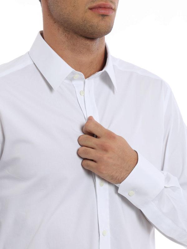 DOLCE & GABBANA buy online Hemd - Weiß