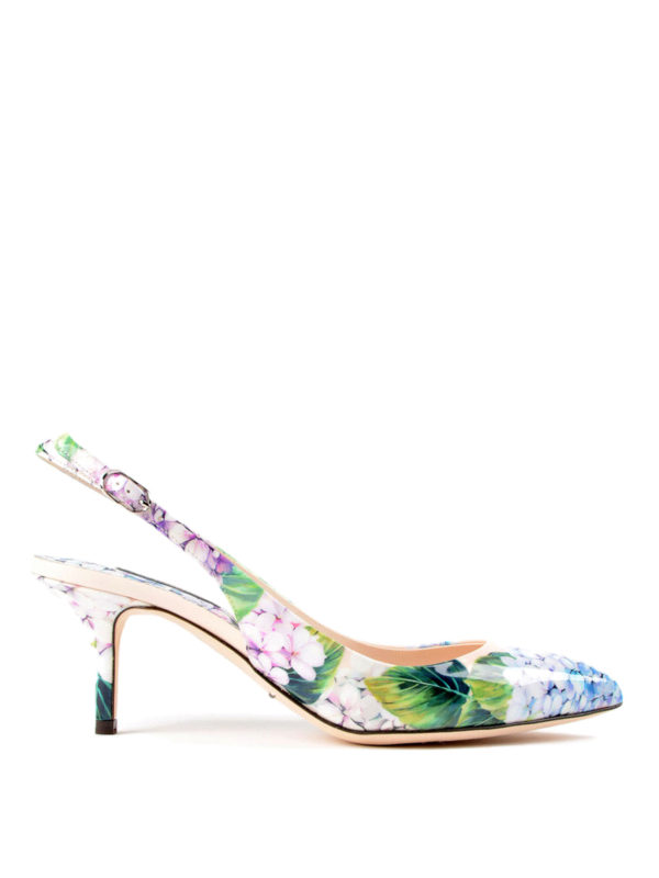 Dolce & Gabbana: Pumps - Pumps - Bunt