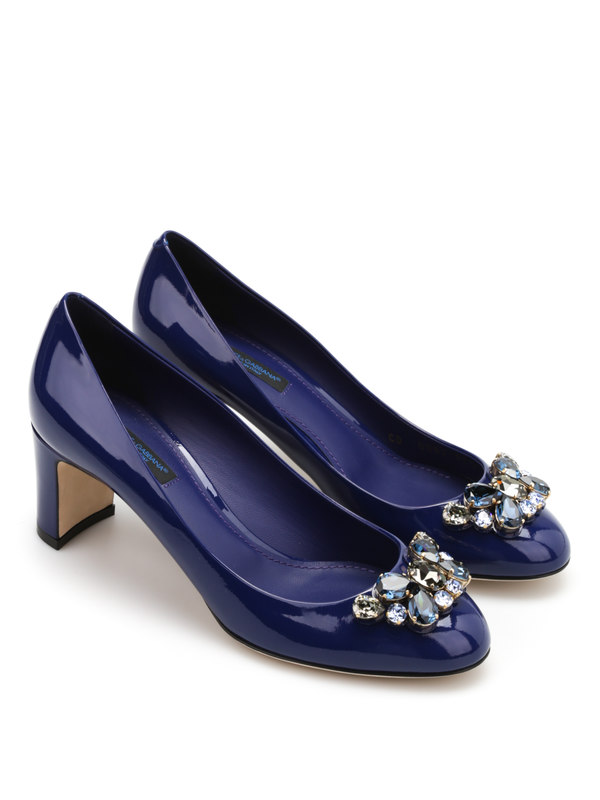 Dolce & Gabbana: court shoes - Vally court shoes