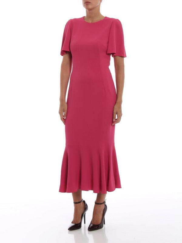 DOLCE & GABBANA: Abendkleider online - Abendkleid - Fuchsia