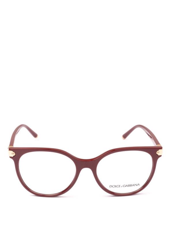 DOLCE & GABBANA: Brillen online - Brillen - Bordeaux