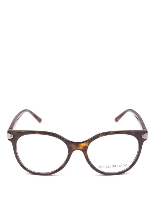 DOLCE & GABBANA: Brillen online - Brillen - Braun