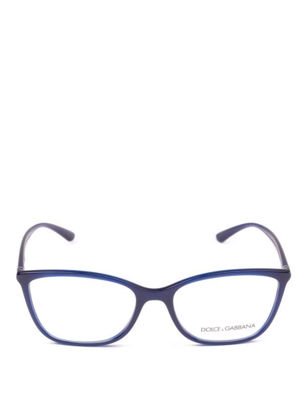 DOLCE & GABBANA: Brillen online - Brillen - Blau