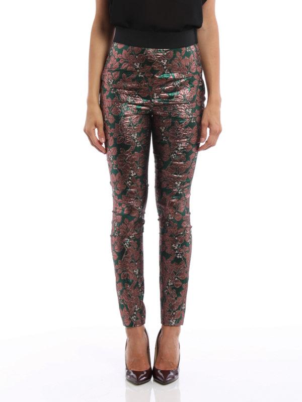 Dolce & Gabbana: Leggings online - Formale Hose - Gemustert