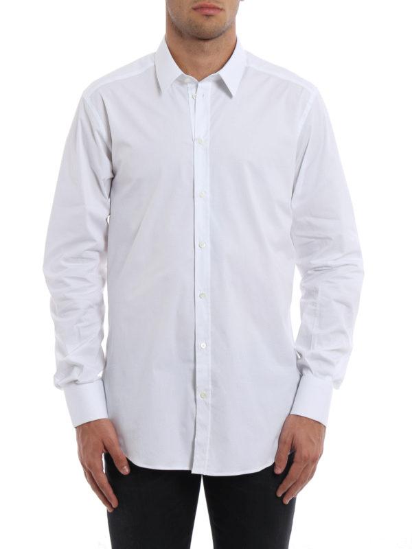 DOLCE & GABBANA: Hemden online - Hemd - Weiß