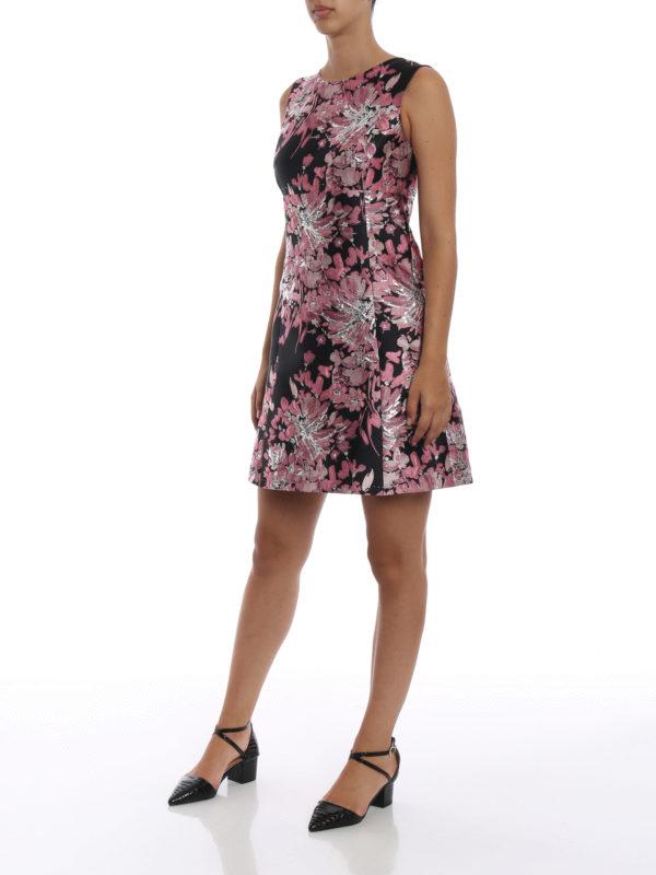 DOLCE & GABBANA: Kurze Kleider online - Kurzes Kleid - Pink