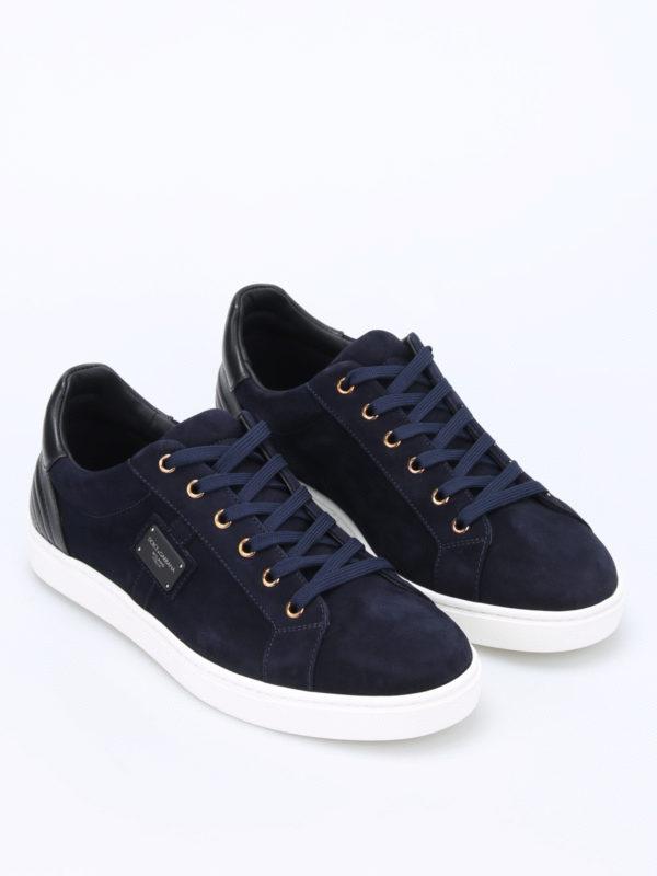 DOLCE & GABBANA: Sneaker online - Sneaker - Blau