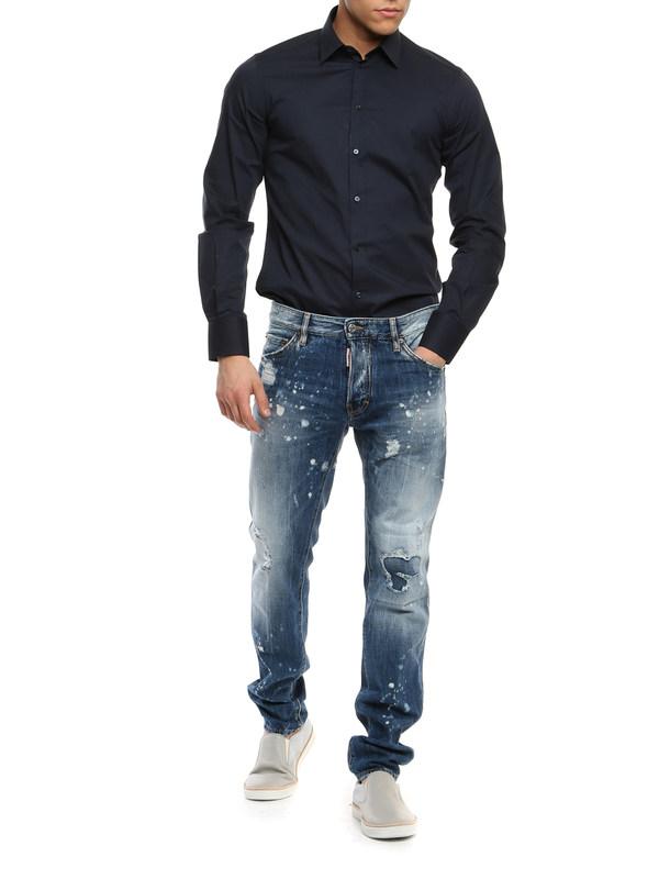 Dolce & Gabbana: shirts online - Sicily Fit shirt
