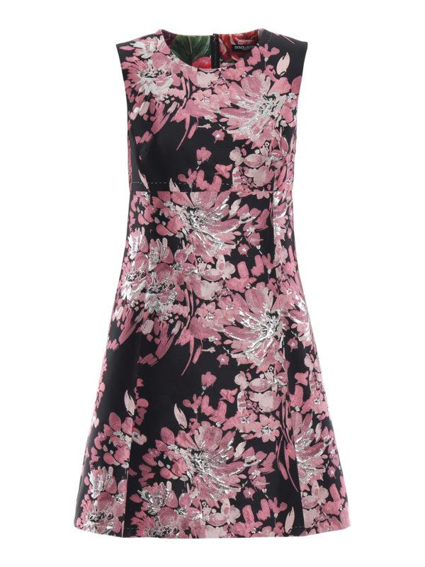DOLCE & GABBANA: Kurze Kleider - Kurzes Kleid - Pink