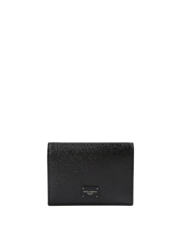 DOLCE & GABBANA: Portemonnaies und Geldbörsen - Portemonnaie - Einfarbig