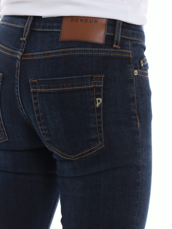 DONDUP buy online Skinny Jeans - Dunkles Jeansblau