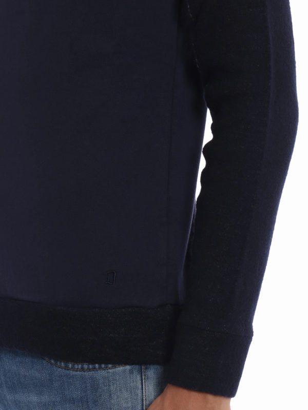 DONDUP buy online Sweatshirt - Dunkelblau