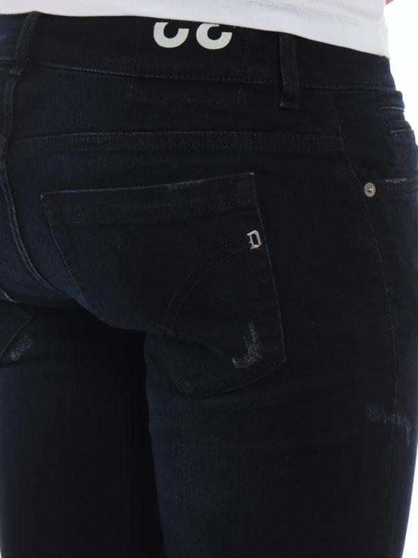DONDUP buy online George - Dunkles Jeansblau