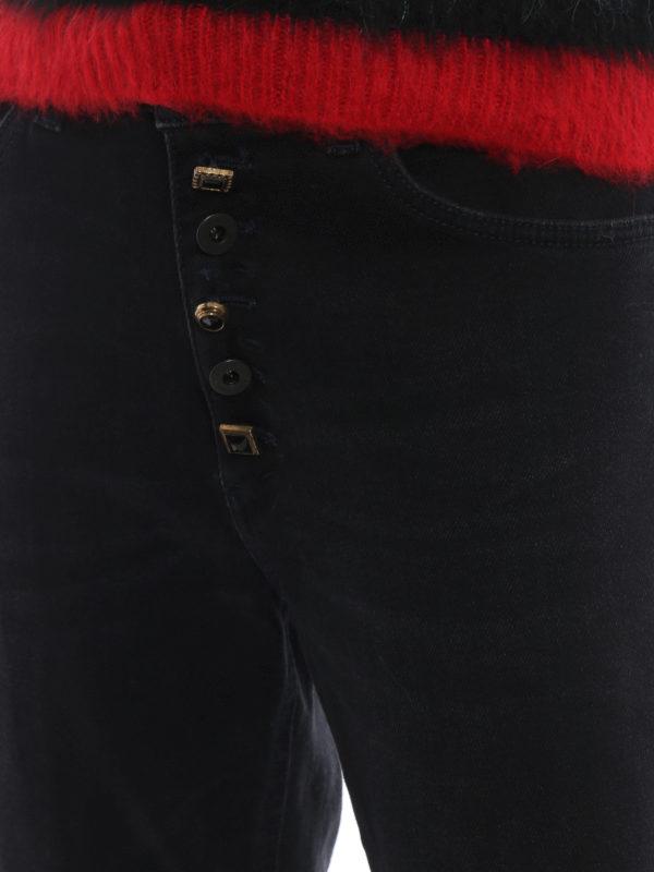 DONDUP buy online Boyfriend Jeans - Schwarz