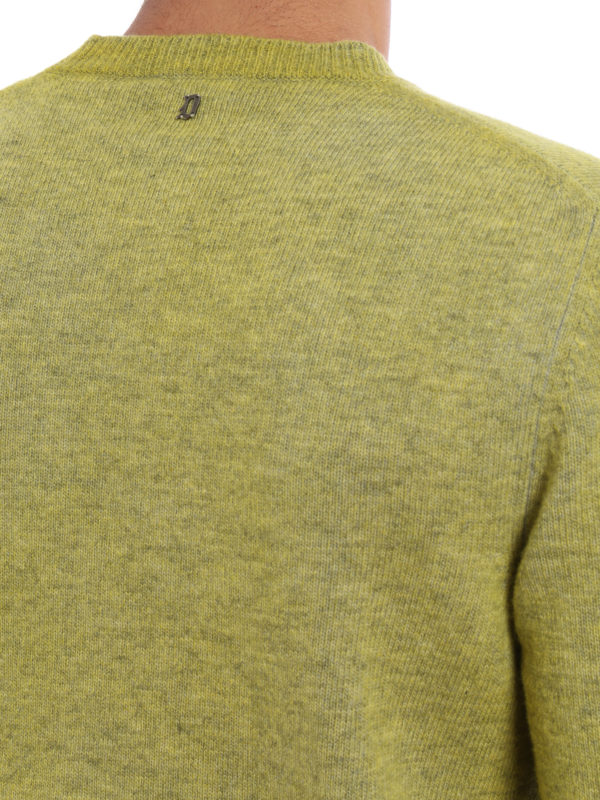 DONDUP buy online Rundhalspullover - Einfarbig