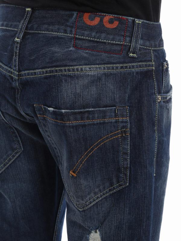 DONDUP buy online Mius - Dunkles Jeansblau