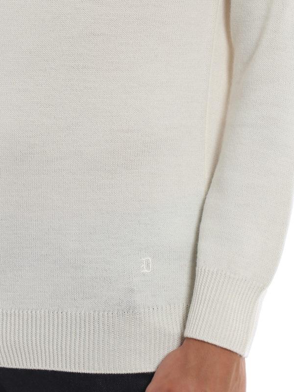 DONDUP buy online Rollkragenpullover - Weiß