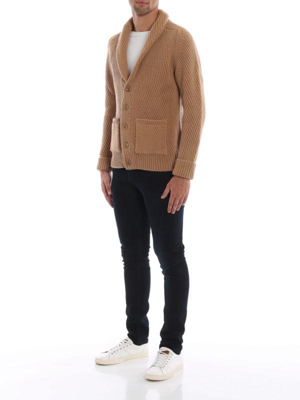 DONDUP: Straight Leg Jeans online - George - Dunkles Jeansblau