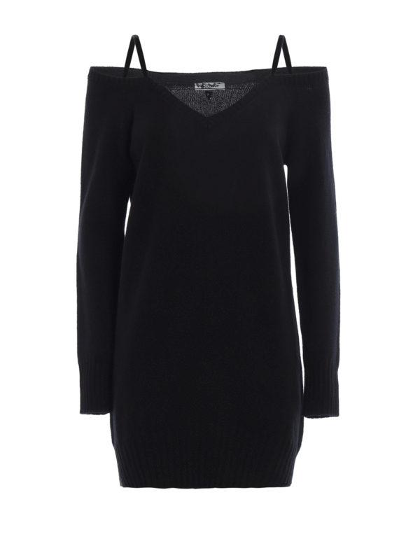DONDUP: Kurze Kleider - Kurzes Kleid - Einfarbig
