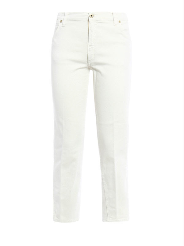 Jeans Blanco Dondup Jeans Straight Dondup Straight Dondup Blanco Jeans Straight q8qRwtzr