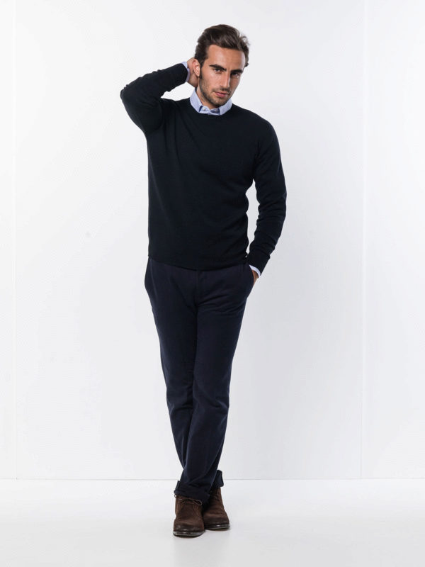 DRUMOHR buy online Round neck sweater
