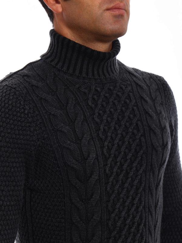 DRUMOHR buy online Soft merino wool turtleneck