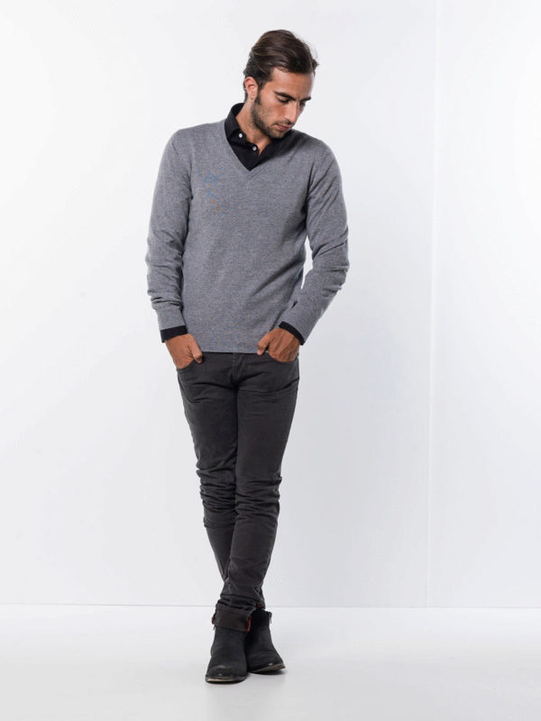 Drumohr buy online V-neck sweater