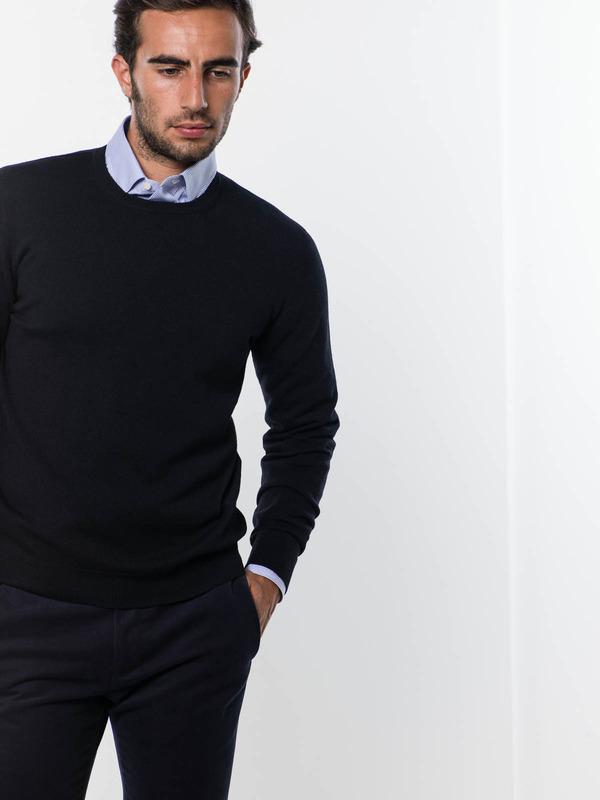 Drumohr: crew necks online - Round neck sweater