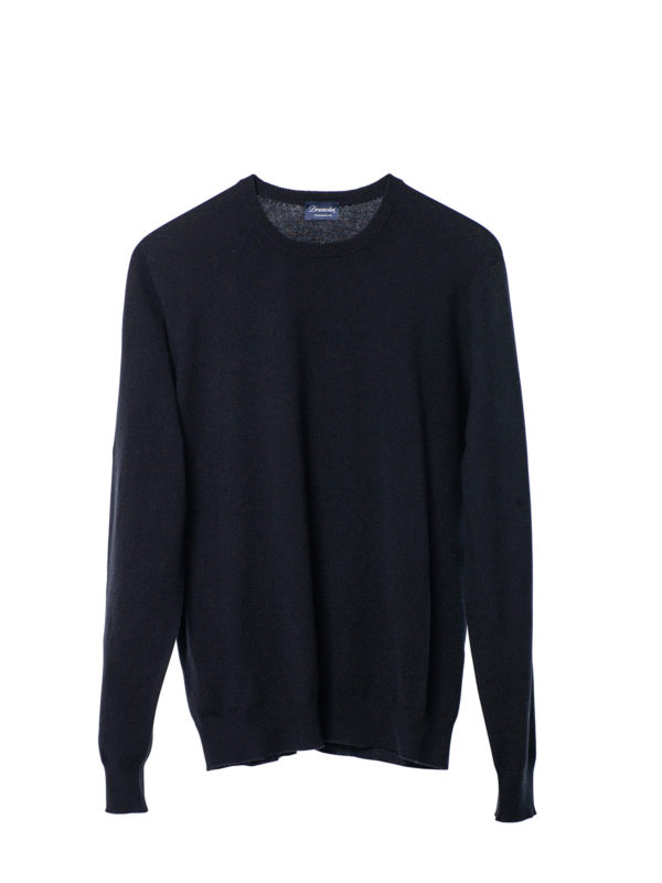 DRUMOHR: crew necks - Round neck sweater