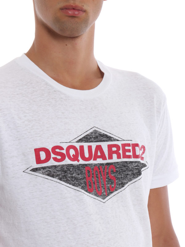 DSQUARED2 buy online T-Shirt - Weiß